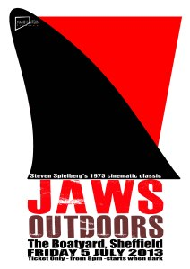 JAWS  outdoors 2