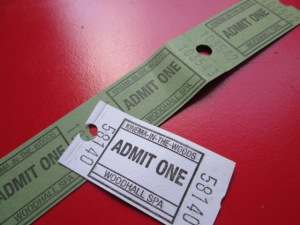 kinema tickets