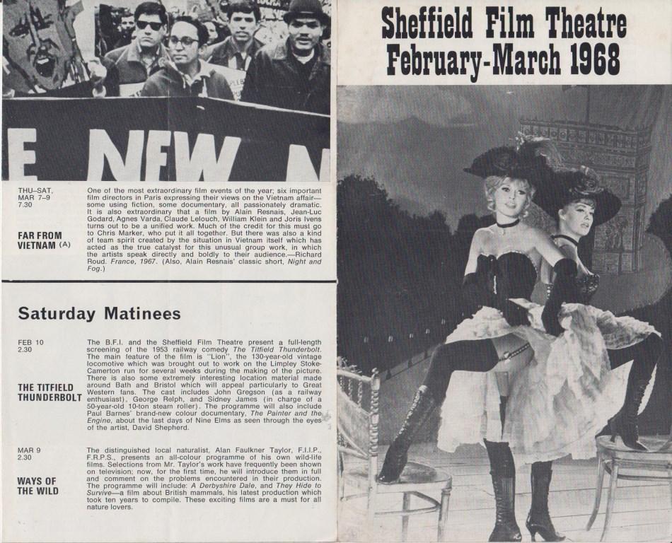 SFT programme 1968 001